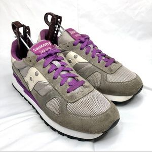 Saucony Shadow Original Women Running Shoe Sz 8.5